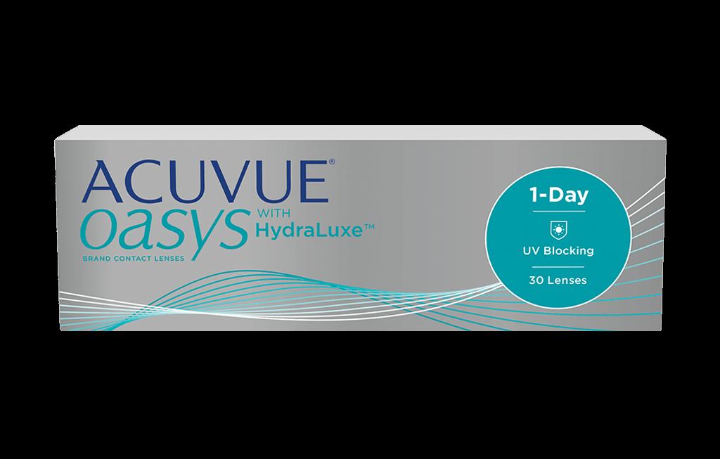 2c49533319 ACUVUE Oasys® 1-Day - lentes de contato diárias   ACUVUE®