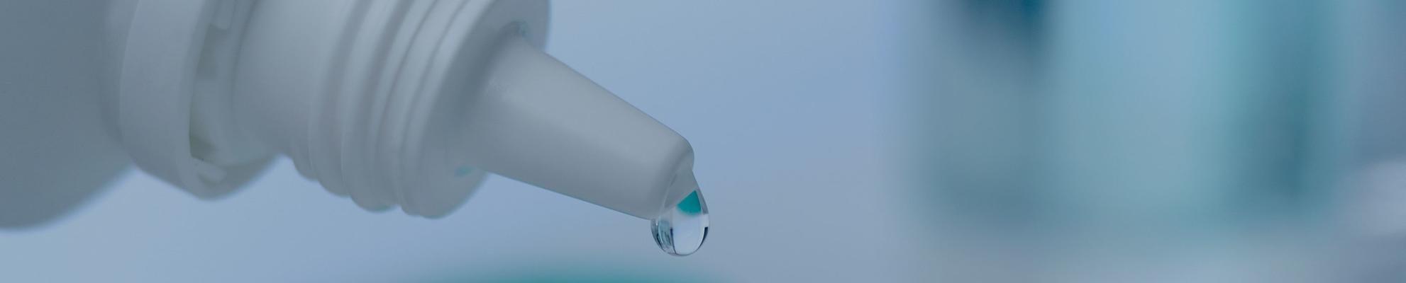 Solução e estojo de lentes de contato