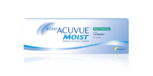 1-DAY ACUVUE MOIST® MULTIFOCAL com LACREON®