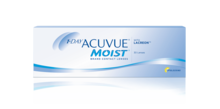 1-DAY ACUVUE MOIST® com LACREON®