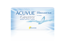 ACUVUE OASYS® com HYDRACLEAR® PLUS