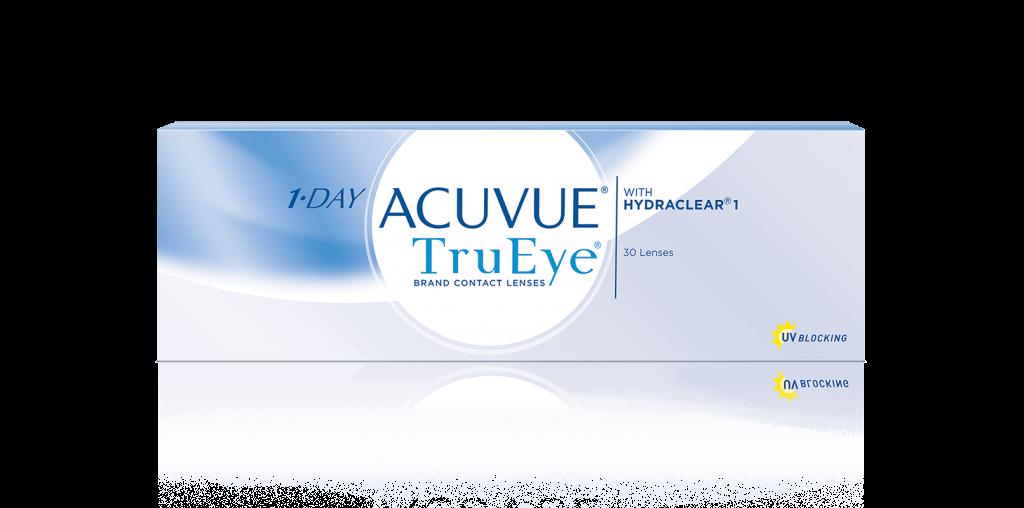 1-DAY ACUVUE TruEye®