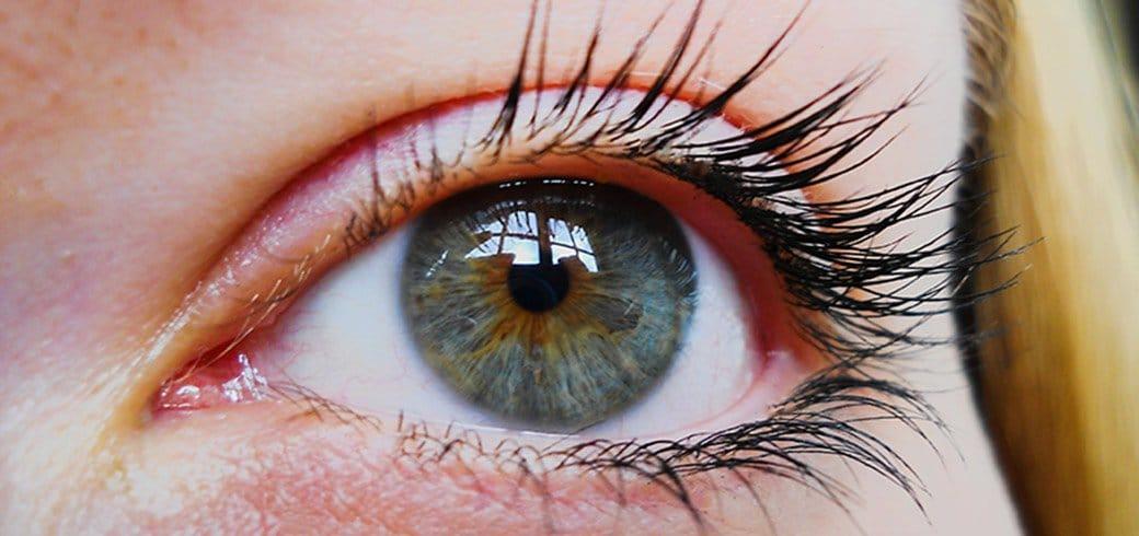 Imagem de um olho