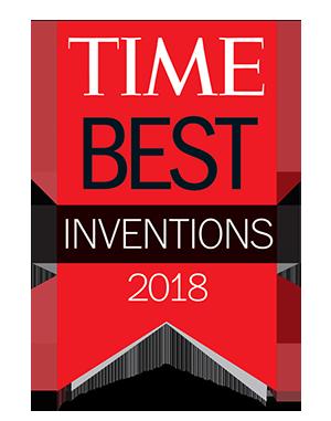ACUVUE®OASYS com Transitions™ faz parte do ranking das 50 melhores invenções de 2018 da revista TIME!
